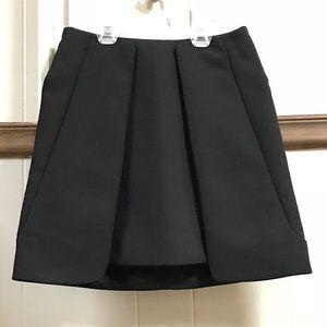 ZARA Basic Black Skirt